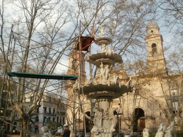 Fuente de Plaza Matriz